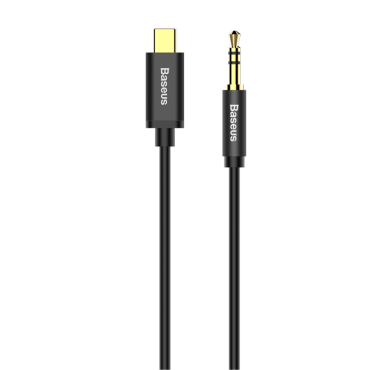 Baseus Type-C To 3.5 Audio Cable M01 Black 1.2M
